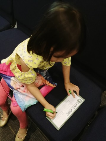 Kids Tithing
