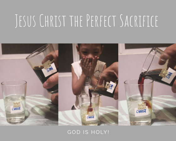Jesus Christ the Perfect Sacrifice